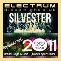 Новый год в Кельне В дискотеке Electrum