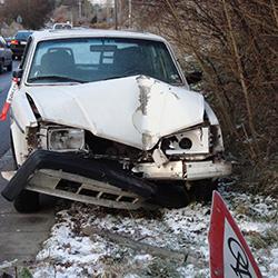 Дорожно-транспортное происшествие ДТП в Германии