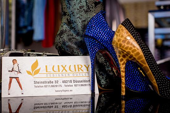 luxury designer outlet