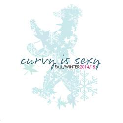 Curvy is sexy 2014
