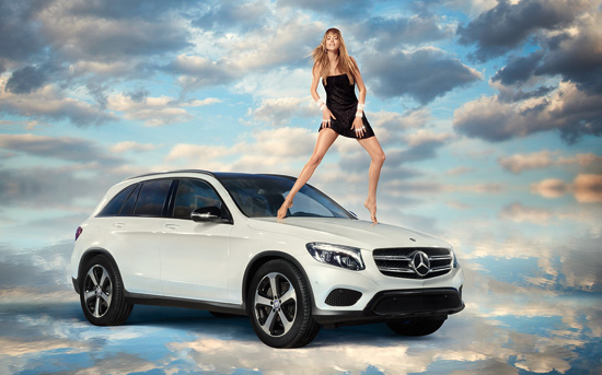 Неделя моды Mercedes-Benz Fashion Week Russia Весна-Лето 2016