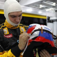 Виталий Петров Формула-1 Мельбурн