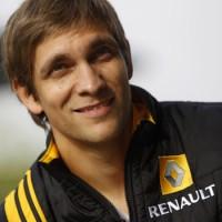 Виталий Петров Формула-1 Рено