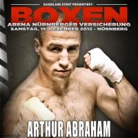 Артур Абрахам Бой 15 декабря 2012
