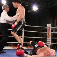 Димитренко Сосновски Нокаут в 12 раунде
