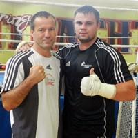Бокс Денис Бойцов 23 ноября
