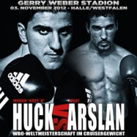 Huck Arslan