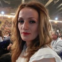 Инна Менцер - Поветкин Чагаев Звезды возле ринга