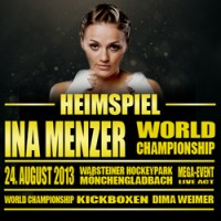 Ина Менцер Бой 24 августа 2013