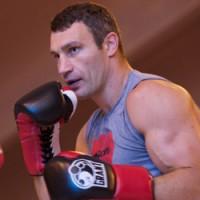 Klitschko-Adamek trening