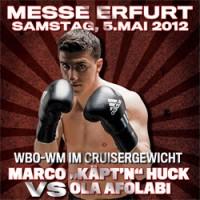 Бокс Давид Граф, Хук Эрфурт 5 мая 2012