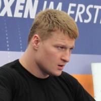 Поветкин Чагаев открытая тренировка в Эрфурте