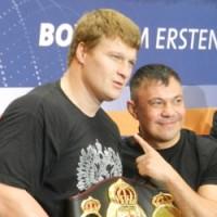 Povetkin vs Rahman Hamburg 2012