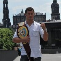 Бой Роберт Штиглиц 13 июля 2013 в Дрездене