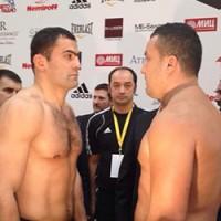 Бокс 5 октября Чахкиев Дрозд Чагаев