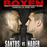 Бокс в Австрии в Вене 13 апреля 2013