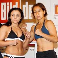 Susi Kentikian vs. Ana Arrazola