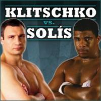 Кличко vs Солис