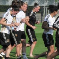 ЧМ 2011 Футбол Женщины Сборная Германии