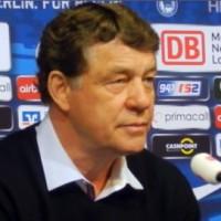 Otto Rehagel Hertha BSC