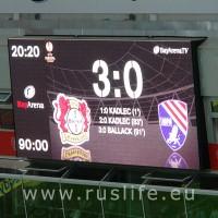 Bayer 04 SC Tavrija Simferopol