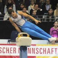Чемпионат Европы по спортивной гимнастике в Берлине