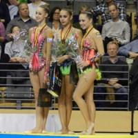 Художественная гимнастика в Берлине 2013