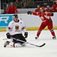 Хоккей Германия Белоруссия