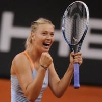 Мария Шарапова Фото победа в Штутгарте 2013