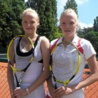 Теннис Сестры Мордергер в Берлине