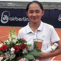 Виктория Кан - турнир в Берлине 2011