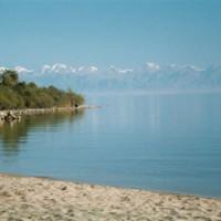 Горное Озеро Иссык-Куль