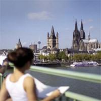 Кельн город на Рейне - Туризм в Германии