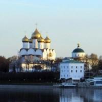 Ярославль Столица Золотого кольца ждёт вас