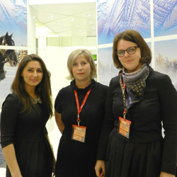 Фото Выставка туризма в Берлине ITB 2014