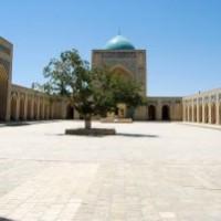 Зимний отдых в Узбекистане