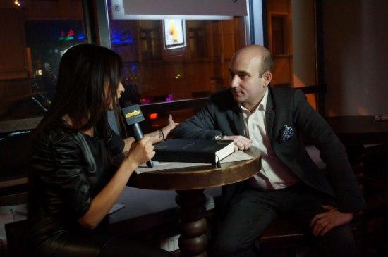 MusicBox и Анна Грачевская в клубе лысых