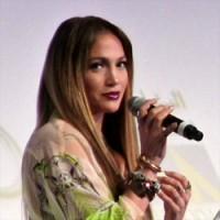 Jennifer Lopez  Dubai Audi terminal