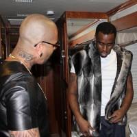 Тимати одел P.Diddy в шиншиллу