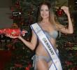 Поздравление с Новым годом 2014 Мисс Германия 2013 Елена Шмидт