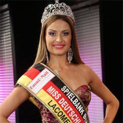 Elena Schmidt Miss MGO Berlin 2013