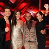 X Factor 2011 В финале две русскоязычные певицы