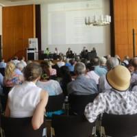 Конференция российских немцев в Берлине Июль 2013