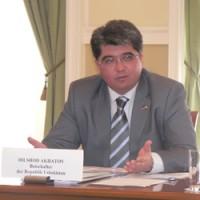 Посол Республики Узбекистан в ФРГ Дилшод Ахатов о деятельности ШОС
