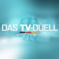 TV-Duell Merkel Steinbrück 2013