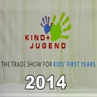 Kind + Jugend 2014 выставка товаров для детей и юношества