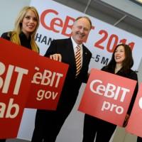 Выставка Cebit в Ганновере 2011