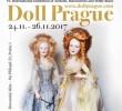 Авторская кукла посетит Прагу в четвертый раз