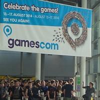 Выставка Gamescom 2013 в Кельне