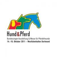 Выставка собак и лошадей в Дортмунде
